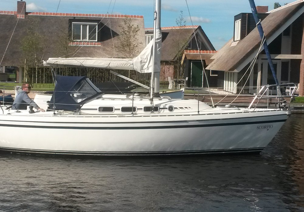 Friendship 28 Mark III - Alcor huren